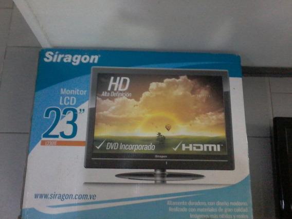 Televisor Siragon Lcd 23