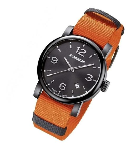 Reloj Wenger Urbanmetropolitan 01.1041.13 40mm *jcvboutique*