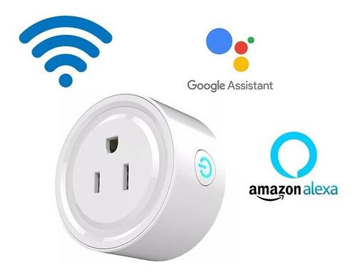 Imagen 1 de 8 de Contacto Inteligente Wifi Alexa, Google Home, iPhone/android