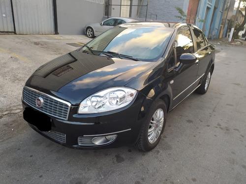 Fiat Linea 2011/2012 Preto