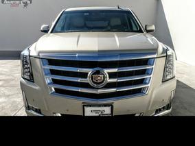 Cadillac Escalade Suv Platinum Ta8 Cam. Rev. 4x4 Arena 2015