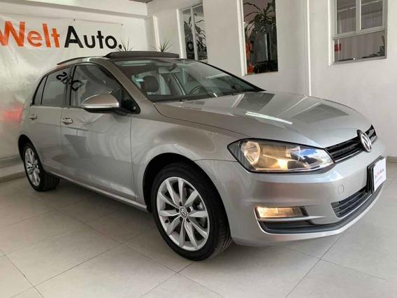 Volkswagen Golf Comfortline 2017 Arrendamiento Credito Conta