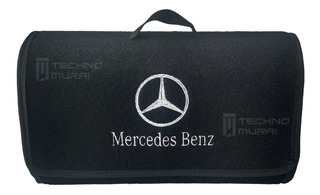 Maletin Kit Carretera Equipo Mercedes Benz Alta Calidad Lujo