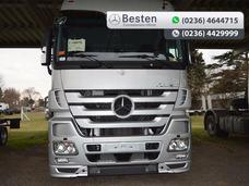 Mercedes Benz Actros 2655 Ls/33 6x4 Megaspace Financiación