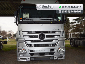 Mercedes Benz Actros 2655 Ls/33 6x4 Megaspace Adjudicado