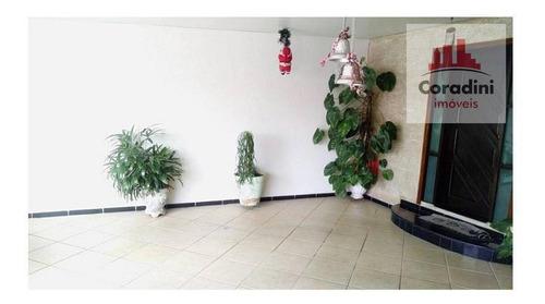Imagem 1 de 19 de Casa Com 3 Dormitórios À Venda, 220 M² Por R$ 460.000 - Jardim Santa Rosa - Nova Odessa/sp - Ca0995