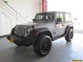 Jeep Wrangler Sport Mt 3600cc