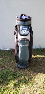 Bolsa Para Golf Taylormade Para Carro - Usada