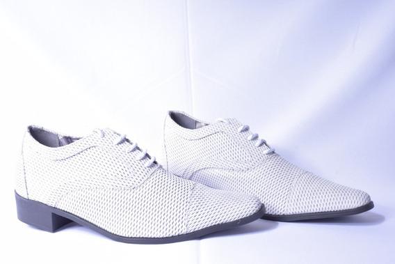 Sapatos Social Masculino Camurça De Luxo Sem Juros