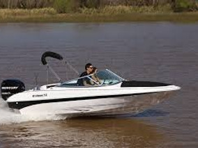 Eclipse 16 Con Yamaha 90 Hp 2 T - Nautica Aire Libre