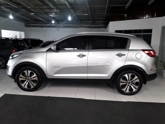 Sportage Ex 2.0 Automática Top Com Teto Ar Digital Multimédi