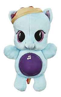 Amigos De Playskool My Little Pony Rainbow Dash Glow Pony