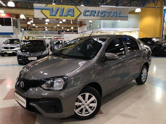 Toyota Etios 1.5 X Sedan Flex * Automático *