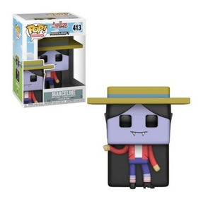 Boneco Pop Adventure Time X Minecraft Marceline 413