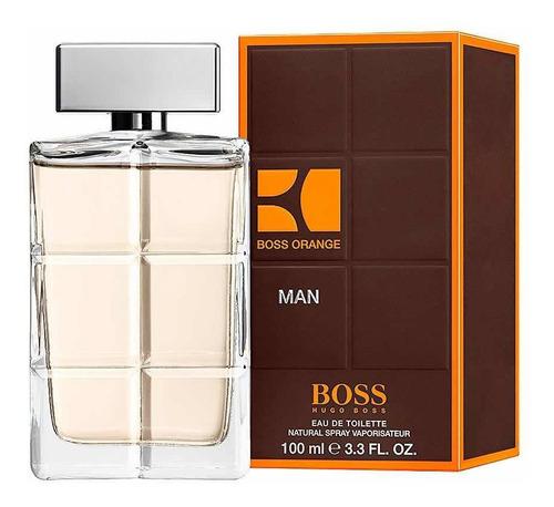 Imagen 1 de 6 de Perfume Hugo Boss Orange 100 Ml Hombre - L a $2100