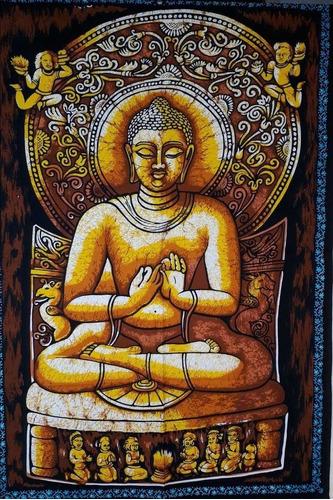 Tapiz Budha