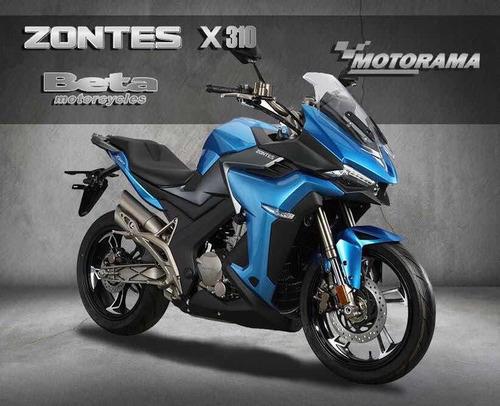 Moto Beta Zontes X310