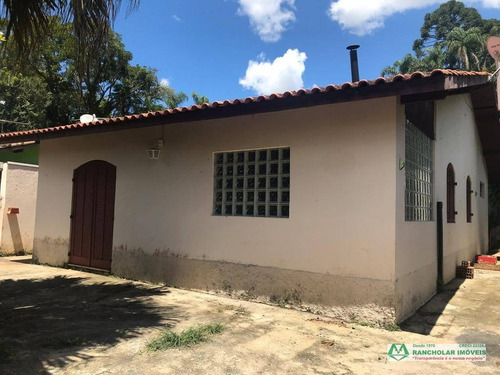 Imagem 1 de 19 de Casa Residencial Para Venda E Locação, Jardim Santa Paula, Cotia. - Ca5720