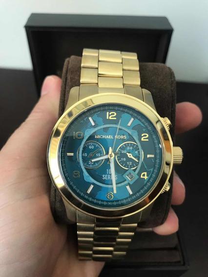 Vendo Relógio Original Michael Kors Com Nota Fiscal