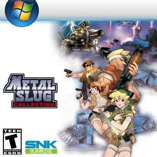 Metal Slug + Street Fighter Collection Disco Fisico Juego Pc
