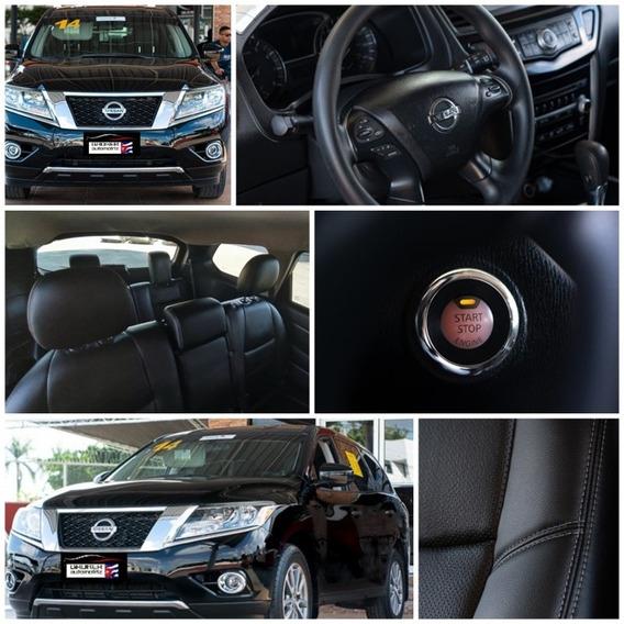 Nissan Pathfinder Se Americana 4x2