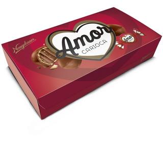 Chocolates Amor Carioca Estuche Regalo 20 - kg a $8