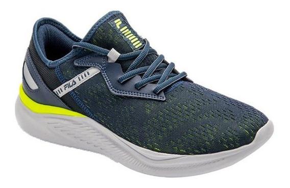 Zapatillas Fila Kr3 / Fxt Cross / Fabulous Running Hombre - Estacion Deportes Olivos
