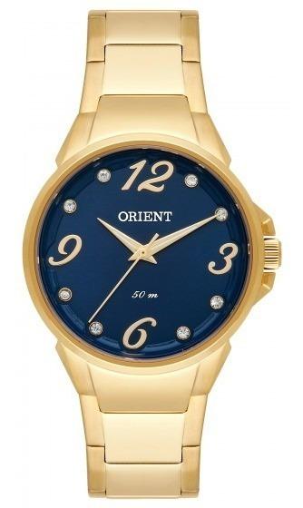 Relógio Orient Fgss0081 D2kx Feminino Dourado - Refinado