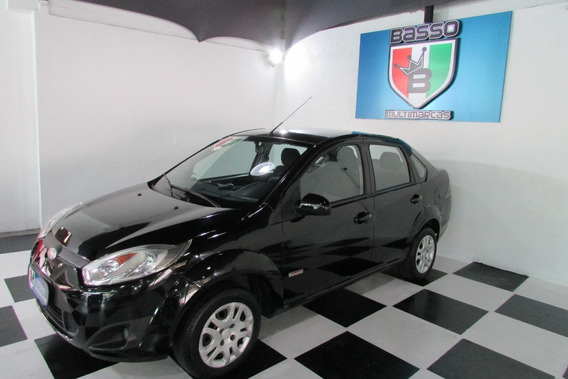 Ford Fiesta Sedan Class 1.6 8v Flex Manual