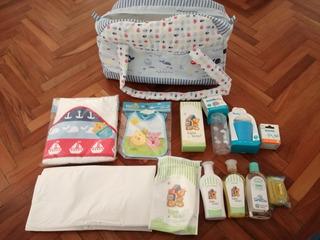 Bolso Maternal Más Accesorios
