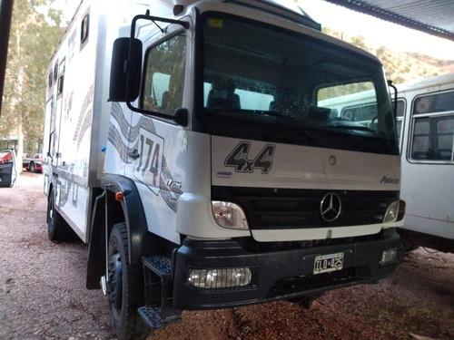 Imagen 1 de 12 de Mercedes Benz Atego 1725 4x4 Motorhome Full Full