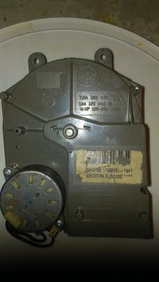 Reloj De Lavadora Mabe P047
