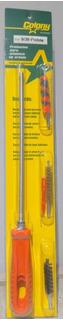 Baquetas Para Limpieza De Arma Pistola Kit Colony 9mm / 38mm