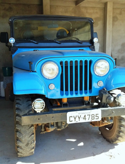 Jeep Renovado