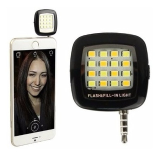 Flash Smartphone iPhone Selfie Celular Led / N Ofertas