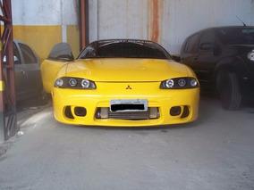 Eclipse Turbo - Amarela - 650cv