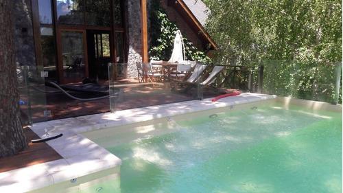 Imagen 1 de 30 de Alquiler Temporarios Casa 6 Ambientes Pinamar. C/pileta Climatizada Y Jacuzzi