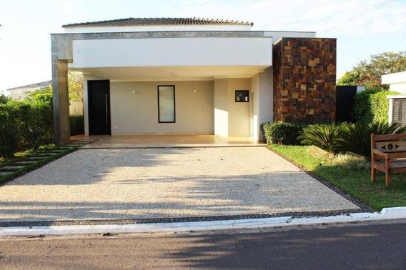 Casa No Residencial Delta Park Para Venda E Locação, Aeroporto, Araçatuba. - Ca0849