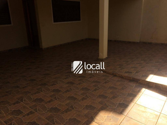 Casa Com 2 Dormitórios Para Alugar, 85 M² Por R$ 1.150,00/mês - São Francisco - São José Do Rio Preto/sp - Ca2077