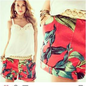 Shorts Sarja - Morena Rosa Original