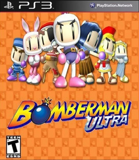 Bomberman Ultra Ps3 - Play Perú