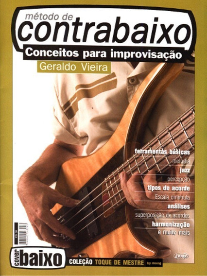 Método De Contrabaixo: Conceitos Para Improvisação