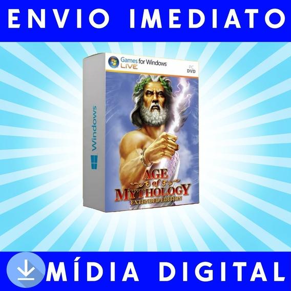 Age Of Mythology Pc Digital Offline Completo