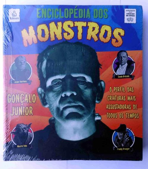 Enciclopédia Dos Monstros - Gonçalo Júnior - Lacrado