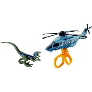 Matchbox Jurassic World - Helicoptero Raptor
