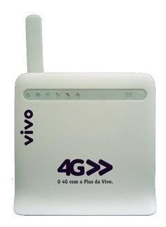 Modem Roteador Zte Vivo Mf253m 4g Wifi Desbloqueado