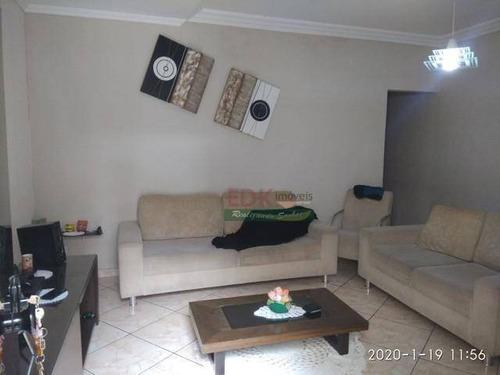 Imagem 1 de 6 de Casa Com 3 Dormitórios À Venda, 167 M² Por R$ 395.000,00 - Jardim Sônia Maria - Mauá/sp - Ca5297