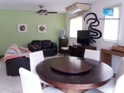 Casa À Venda Em Condomínio - Praia Da Enseada - Guarujá - Ca1752