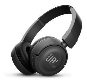 Headphone Jbl T450 Bt Fone De Ouvido Atende Chamadas
