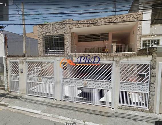 Casa A Venda No Bairro Anhangabaú - Jundiaí, Sp - Ph54847